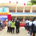 Phòng Giáo dục và Đào tạo thị xã Ba Đồn tổ chức thành công Giải thể thao học sinh năm học 2018-2019.